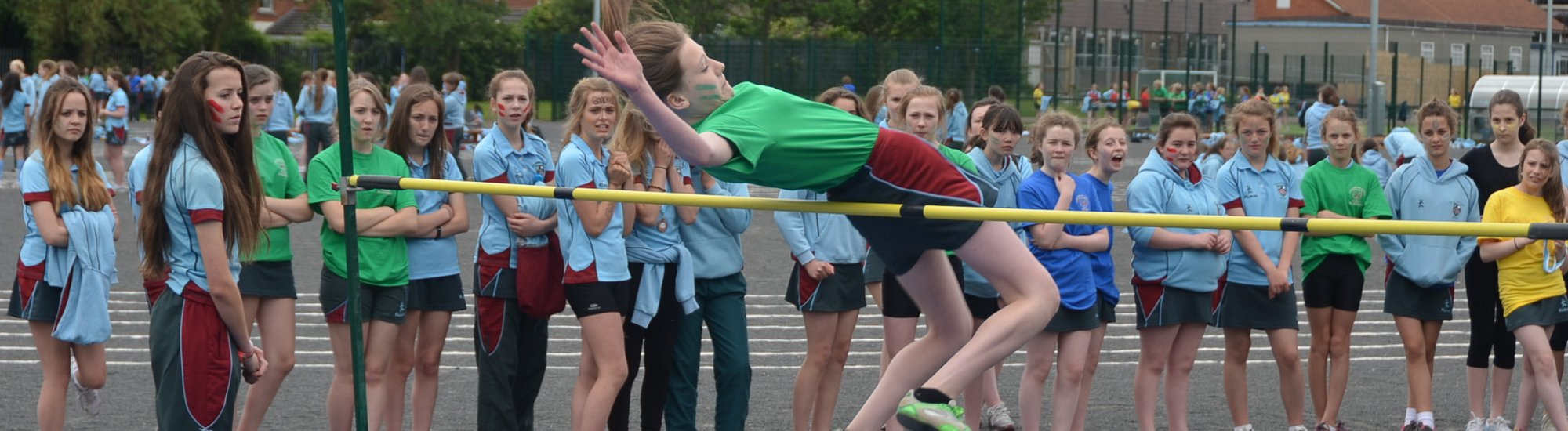 Day of sport High jump