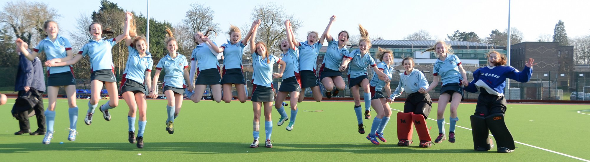 2A Hockey win McDowell Cup 2014